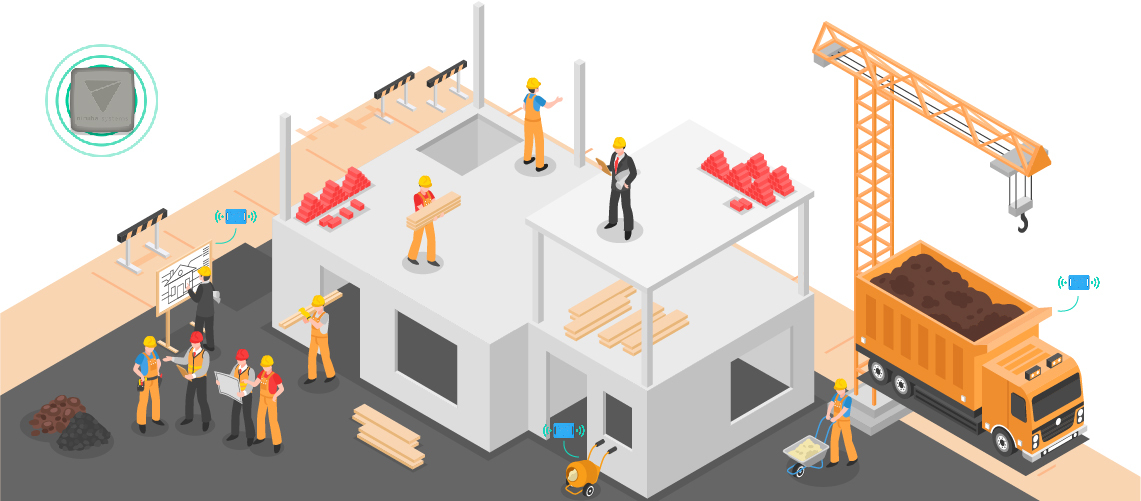 Construction Sites: Building Smarter With Asset Tracking Solutions